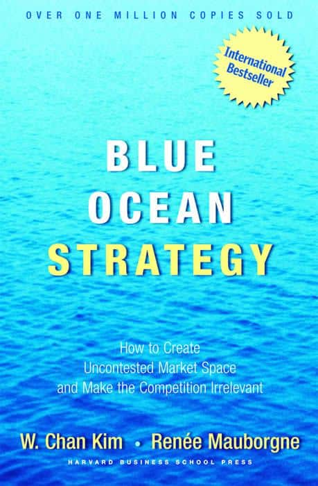 Blue Ocean Strategy is to be found in openness on the net 2